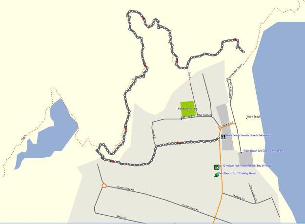 GPS_WaihiBeachReservoir