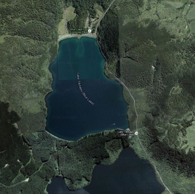 Satellite_TikitapuBlueLake