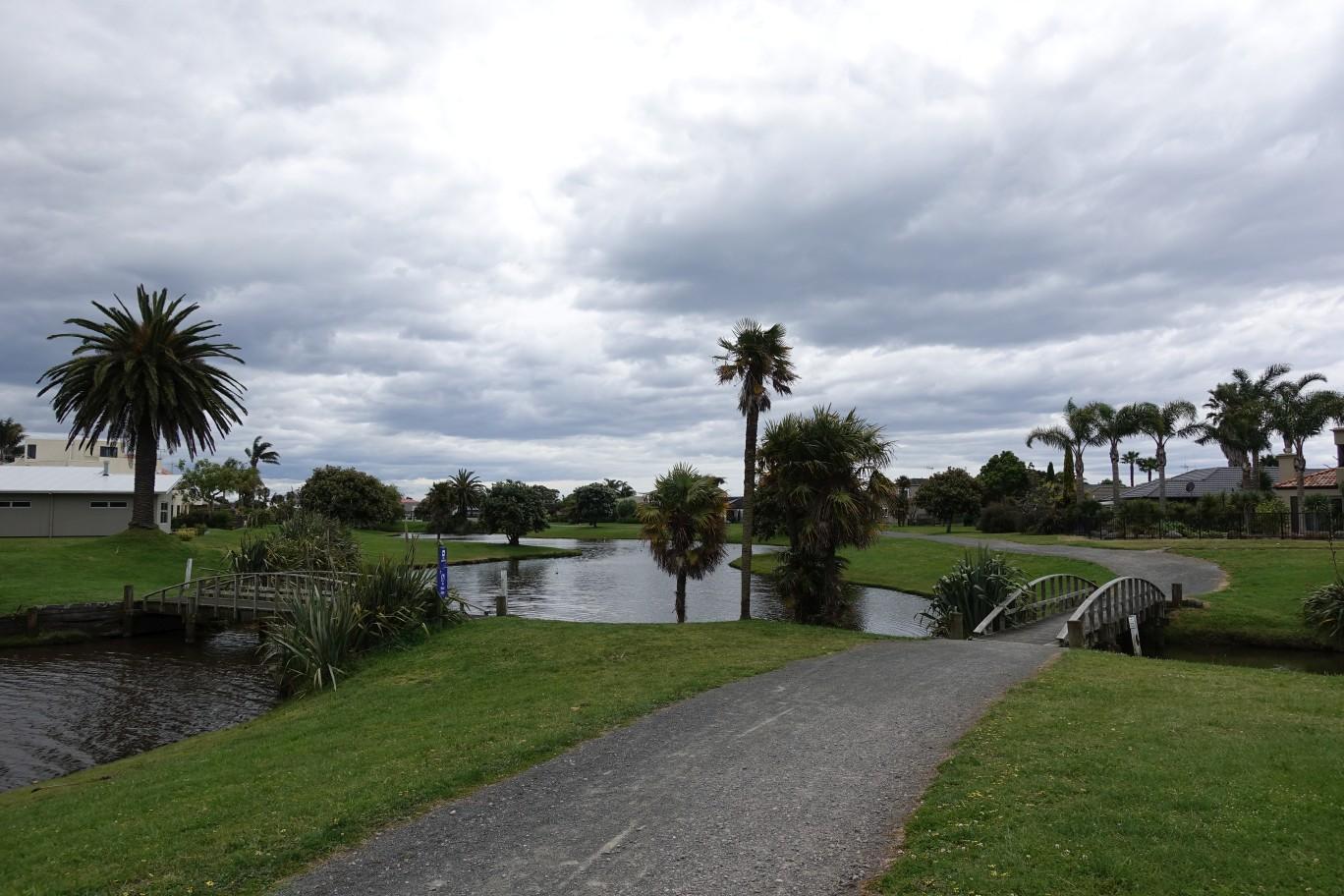 Lake ngaroto reserve